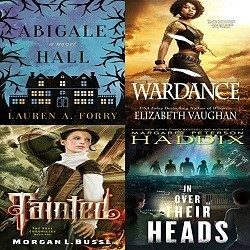 Fresh Meat: April 9 to 15 — 19 Speculative Fiction Releases
