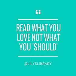 "Bookfessional: Read What You Love, Not What You ""Should."""