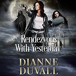 Audiobook Review: Rendezvous With Yesterday by Dianne Duvall (@Mollykatie112, @DianneDuvall, @Kirsten_Potter)