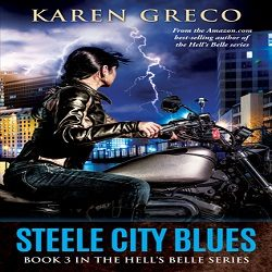 Review: Steele City Blues by Karen Greco (@Mollykatie112, @karenThegreco)
