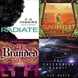 Fresh Meat: May 21 to 27 — 13 Speculative Fiction Releases