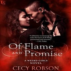 Review: Of Flame and Promise by Cecy Robson (@cecyrobson)