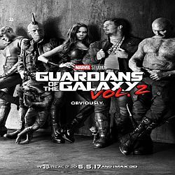 Movie Review: Guardians of the Galaxy, vol. 2