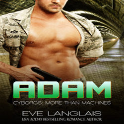 Review: Adam by Eve Langlais (@mlsimmons, @EveLanglais)