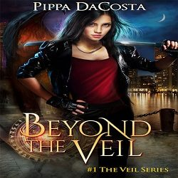Review: Beyond the Veil by Pippa DaCosta (@Mollykatie112, @PippaDaCosta)
