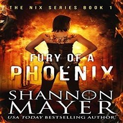 Review: Fury of a Phoenix by Shannon Mayer
