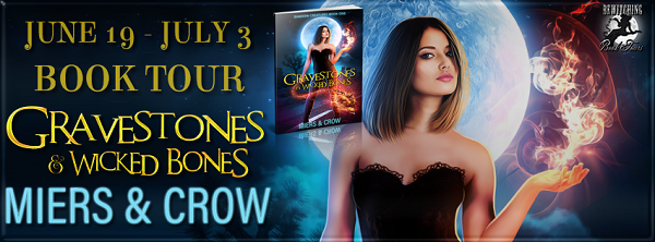 Gravestones and Wicked Bones Tour Banner