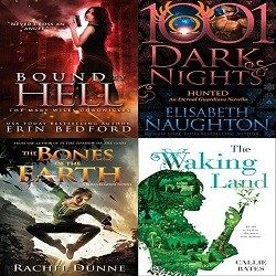 Fresh Meat: June 25 to July 1 — 25 Speculative Fiction Releases