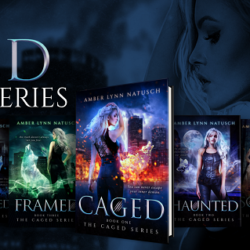 Amber Lynn Natusch's Caged Series Is Only $0.99 (@AmberLNatusch)