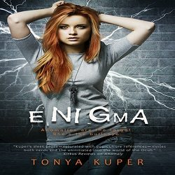 Review and Giveaway: Enigma by Tonya Kuper (@Mollykatie112, @tonyakuper, @entangledteen, @chapterxchapter)