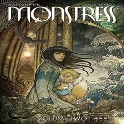 Review: Monstress, Vol 2 by Marjorie Liu