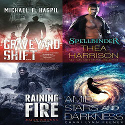 Fresh Meat: July 16 to 22 — 26 Speculative Fiction Releases