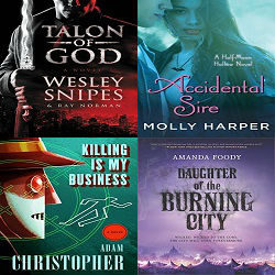 Fresh Meat: July 23 to 29 — 25 Speculative Fiction Releases