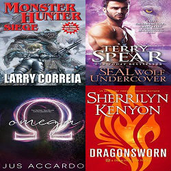 Fresh Meat: July 30 to August 5 — 45 Speculative Fiction Releases