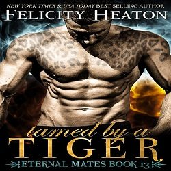Cover Reveal and Giveaway: Tamed by a Tiger by Felicity Heaton (@felicityheaton)
