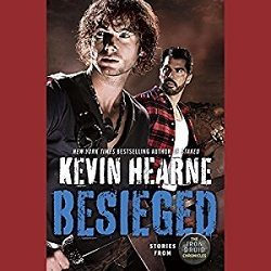 Audiobook Review: Besieged by Kevin Hearne (@KevinHearne, @luckylukeekul, @PRHAudio)