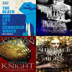 Fresh Meat: August 6 to 12 — 31 Speculative Fiction Releases
