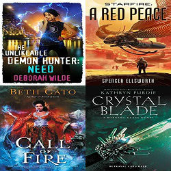 Fresh Meat: August 13 to 19 — 23 Speculative Fiction Releases
