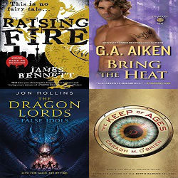 Fresh Meat: August 27 to September 2 — 23 Speculative Fiction Releases