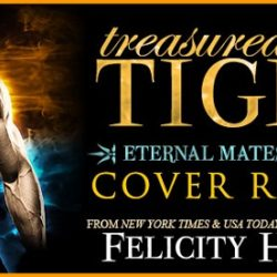 Cover Reveal and Giveaway: Treasured by a Tiger by Felicity Heaton (@felicityheaton)