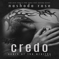 Review: Credo by Nashoda Rose (@Mollykatie112, @nashodarose)