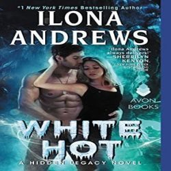 Review: White Hot by Ilona Andrews