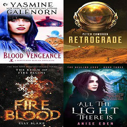 Fresh Meat: September 10 to 16 — 22 Speculative Fiction Releases