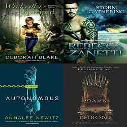 Fresh Meat: September 17 to 23 — 25 Speculative Fiction Releases