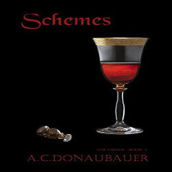 Review: Schemes by A.C. Donaubauer (@mlsimmons, @AC_Donaubauer)