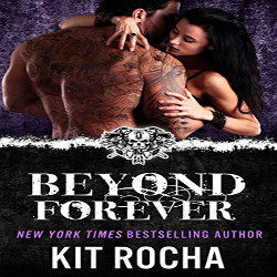 Review: Beyond Forever by Kit Rocha (@mlsimmons, @kitrocha)