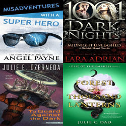 Fresh Meat: October 8 to 14 — 41 Speculative Fiction Releases