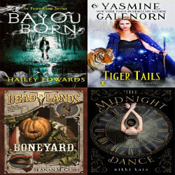 Fresh Meat: October 15 to 21 — 27 Speculative Fiction Releases