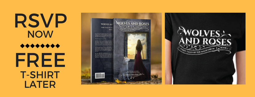 Christina Bauer's Wolves and Roses Blog Tour