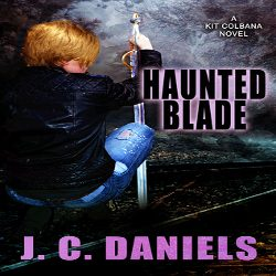 Review: Haunted Blade by J.C. Daniels (@mlsimmons)