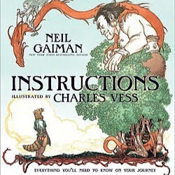 Review: Instructions by Neil Gaiman