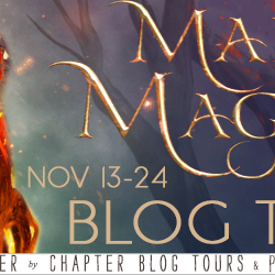 Interview and Giveaway: Mad Magic by Nicole Conway (@chapterxchapter , @ANConway, @Month9Books)
