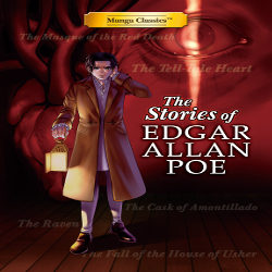 Manga Review: The Stories of Edgar Allan Poe by Stacy King (@mlsimmons, @MangaClassics, @stacyking)