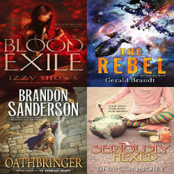 Fresh Meat: November 12 to 18 — 31 Speculative Fiction Releases