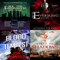 Fresh Meat: November 19 to 25 — 17 Speculative Fiction Releases