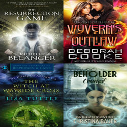Fresh Meat: November 26 to December 2 — 15 Speculative Fiction Releases