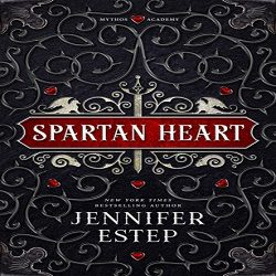 Interview: Spartan Heart by Jennifer Estep (@Jennifer_Estep)