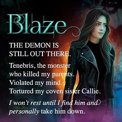 Blitz and Giveaway: Blaze by Sierra Cross (@SierraCrossBook, @XpressoTours)