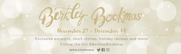 1 $100 Visa GC & a book by each of the #BerkleyBookmas authors