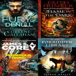 Fresh Meat: December 3 to 9 — 30 Speculative Fiction Releases