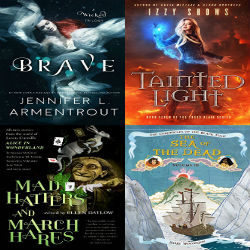 Fresh Meat: December 10 to 16 — 8 Speculative Fiction Releases