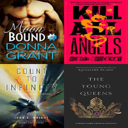 Fresh Meat: December 24 to 30 — 11 Speculative Fiction Releases