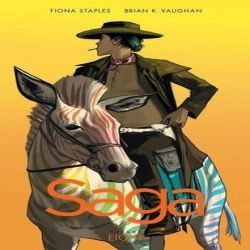Review: Saga, Vol. 8 by Brian K. Vaughan and Fiona Staples