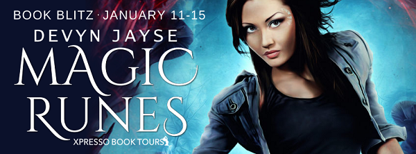 Magic Runes Blog Tour