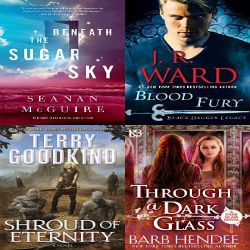 Fresh Meat: January 7 to 13 — 21 Speculative Fiction Releases