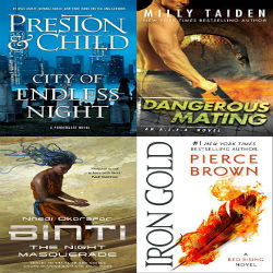 Fresh Meat: January 14 to 20 — 12 Speculative Fiction Releases
